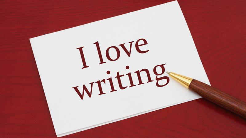 Il Piacere di Scrivere love writing